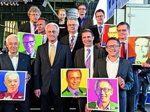 Ausgezeichnet: Die Köpfe 2012-2013
