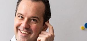 """Lucas Kohlmann: """"Die Leute sind heiß auf Digitalisierung"""""""
