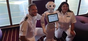 Kollege Roboter: Als Assistent willkommen, als Chef tabu