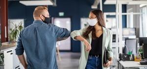 Maskenpflicht am Arbeitsplatz: Diese Regeln gelten