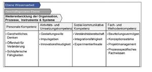Prozessspezifische Controller-Kompetenzen