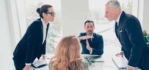 Unterschiedliche Persönlichkeiten: Erfolgreiche Zusammenarbeit