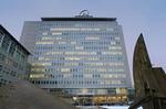 Konzernzentrale der Daimler AG in Stuttgart-Untertürkheim