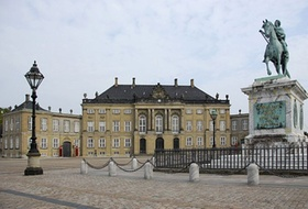 Kopenhagen_Dänemark_Königspalast