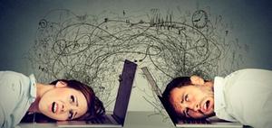 Psychische Gesundheit: Wann Digitalisierung krank macht