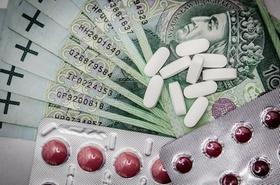 Kosten für Medikamente und Krankheit