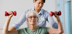 Betriebliche Gesundheitsförderung - Geförderte Maßnahmen