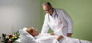In Baden-Württemberg geht die Anzahl der Krankenhausbetten zurück