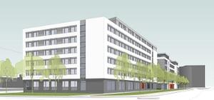 Hansemerkur kauft 289 mikroapartments in heidelberg immobilien haufe - Architekturburo heidelberg ...