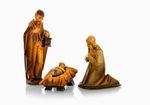 Krippenfiguren, Heilige Familie