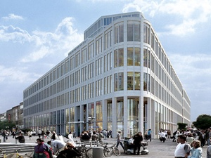 """Union Investment kauft """"Kröpcke-Center"""" in Hannover"""