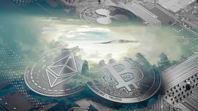 Kryptowährung Cryptocurrency bitcoin Ethereum Ripple