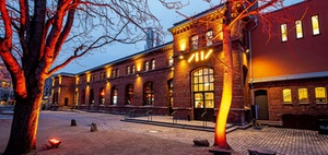 Das Kulturzentrum Mainz (KUZ) ist wiedereröffnet