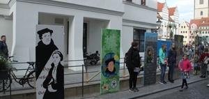 Wohnungswirtschaft: Kunstprojekt zum Thema Reformation