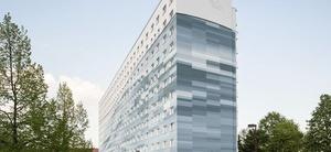 KWG erhält Fassadenpreis für Hochhaus in Senftenberg