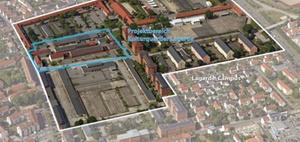 Bamberg: P&P baut 270 Stadthäuser und Wohnungen auf Lagarde-Areal