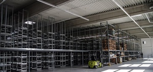 Lager und Logistik: Flexible Mietverträge stark nachgefragt