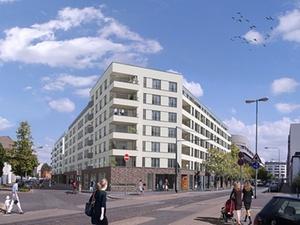 Baustart für Lahn'sche Höfe in Frankfurt-Gallus