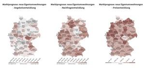 LBS: Kaum Preisanstiege für Wohnungen und Bauland bis Herbst