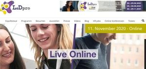 L&D Pro: virtuelle Messe zu Weiterbildung und E-Learning