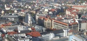 CG Gruppe und Homuth Architekten bebauen Leipziger Ostplatz