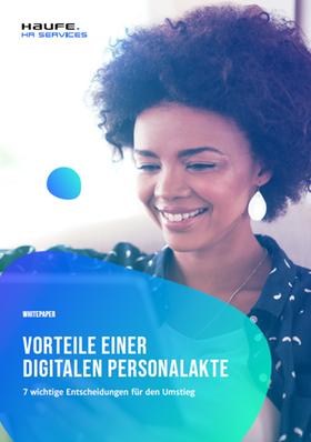 Leitfaden: Digitale Personalakte - 7 Entscheidungen beim Umstieg