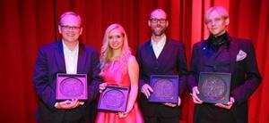 Leonardo-Award an junge Weiterbildner