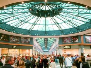 Union Investment erweitert Shopping Center im belgischen Mons