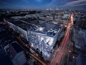 Daniel Libeskind baut erstes Wohnhaus in Berlin