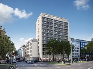 Projekt: PDI baut Lindner-4-Sterne-Hotel in Düsseldorfer City