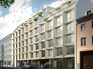"""Peach Property legt Grundstein für """"Living 108"""" in Berlin"""