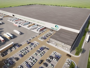 Prologis entwickelt im Logistikpark Trade Port North Venlo