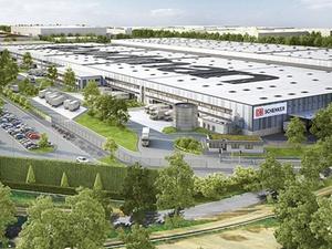 Goodman erweitert Leipziger Logistikpark von DB Schenker