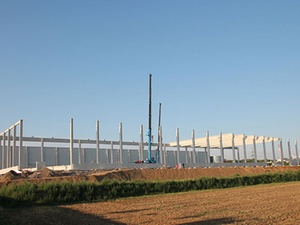 Prologis erweitert Logistikpark in Unna auf 43.000 Quadratmeter