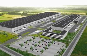 Logistikzentrum Krefeld_DSV