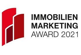 Logo Immobilien Marketing Award 2021