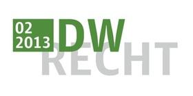 Logo wohnungswirtschaftliche Urteile Februar 2013