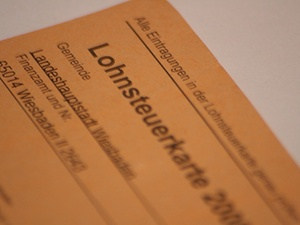 Lohnsteuerfreibeträge 2013 müssen neu beantragt werden