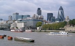 London_Themse_Docklands