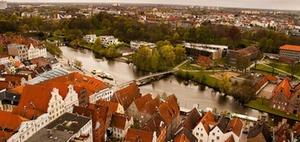 Lübeck: Aurelis plant 250 Wohnungen am ehemaligen Güterbahnhof