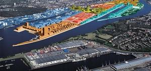 Industria kauft Projektentwicklung in Bremen