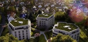 Immobilienvermarktung mithilfe virtueller Objektpräsentationen