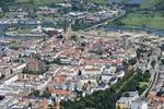 Luftbild Rostock
