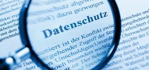 Umsetzung datenschutzrechtlicher Vorgaben in der Verwaltung