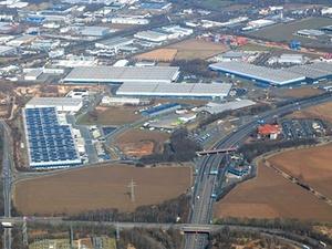 Gazeley kauft neues Grundstück im Magna Park Kassel