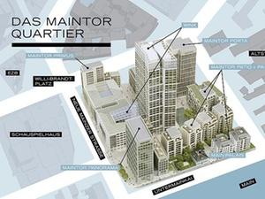 DIC gibt Startschuss für Maintor-Quartier