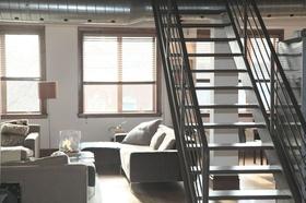 Maisonette große Wohnung modern Luxus