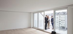 Wieder mehr Luft für Makler bei den Wohnungsbesichtigungen