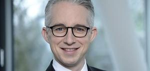 Malte Andes ist neues Vorstandsmitglied bei Hanse Merkur