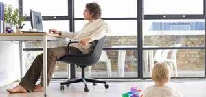 Häusliches Arbeitszimmer: Gemeinsame Nutzung durch Ehegatten
